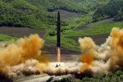 کره شمالی مجددا موشک بالستیک شلیک کرد