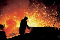 توسعه صنعت فولاد در دستور کار است