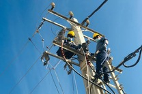 تعدیل ۲۶۵۵ دستگاه چراغ روشنایی معابر در مانور سراسری شبکههای توزیع نیروی برق غرب مازندران