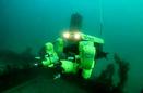 خنثی کردن مین های دریایی توسط بازوی رباتیک خودران