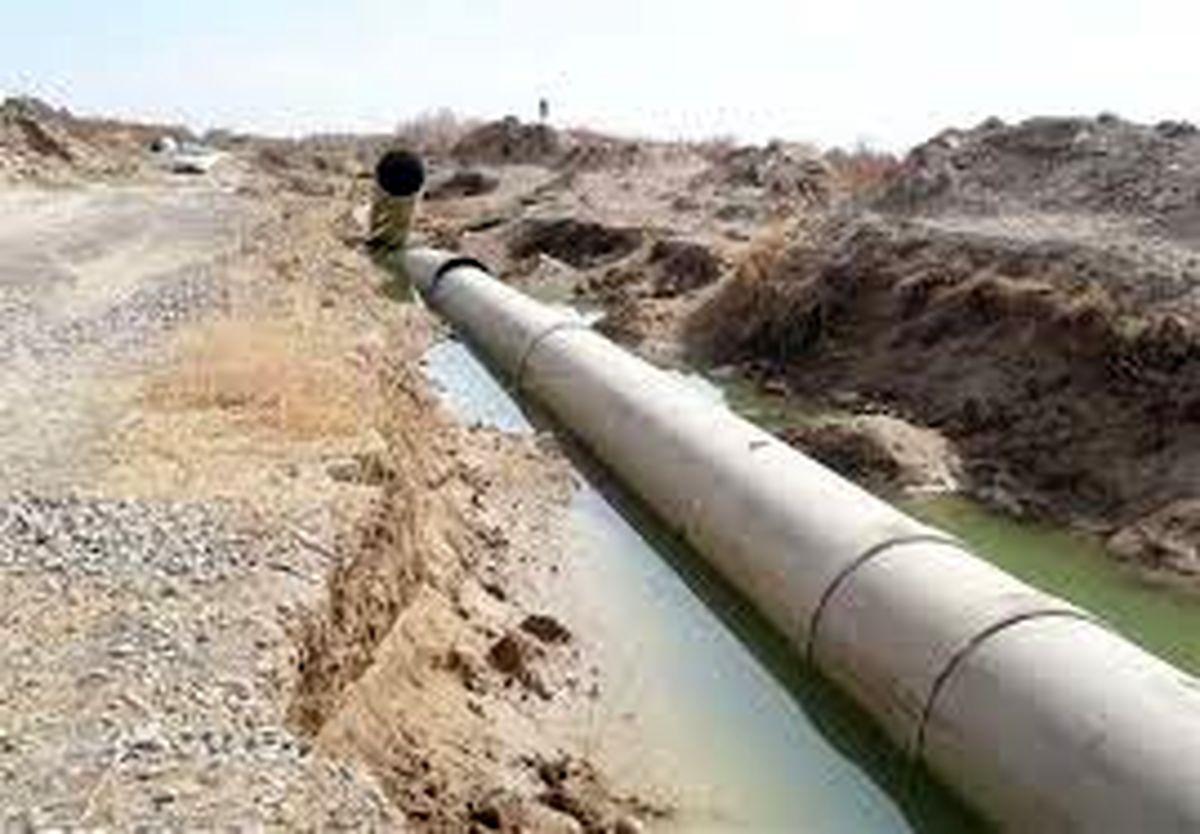پایان محرومیت چندساله آب در قطرم و فاضلیه بافق