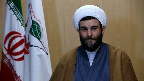 نشست خبری حجت الاسلام محمد حسین کاویانی راد برگزار شد
