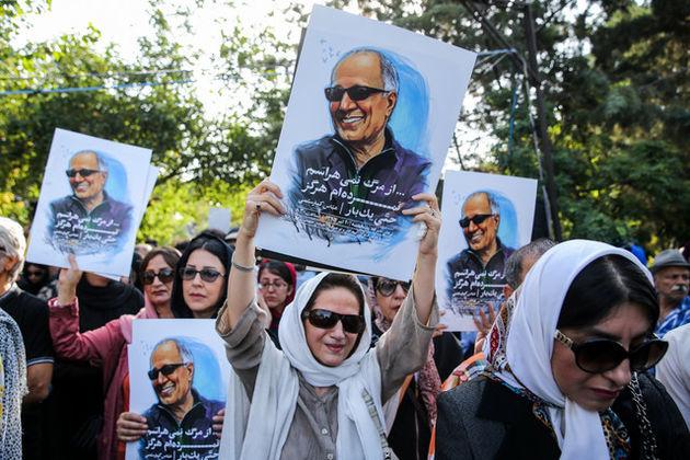 بهمن کیارستمی: وزیر اعلام آمادگی کرد