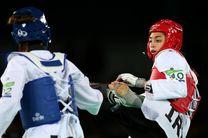 پیروزی علیزاده مقابل نماینده تایلند / برنز کیمیا ارزش طلایی دارد