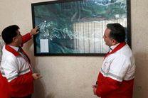تجهیزات سختافزاری هلال احمر گلستان نیازمند توجه کشوری است