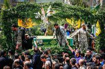 ۲۰ شهید دفاع مقدس در گلستان شهدای اصفهان تشییع میشوند