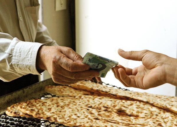 قیمت آرد و نان استان کرمانشاه افزایش ندارد