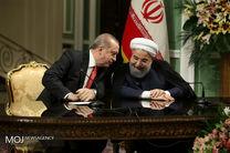 امضای اسناد و نشست مشترک خبری روسای جمهور ایران و ترکیه