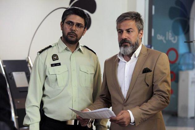 پخش سریال «نوار زرد» در هفته ناجا