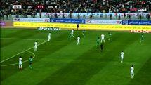 گزارش بازی تیم ملی فوتبال عراق و ایران/ عراق 2   ایران 1
