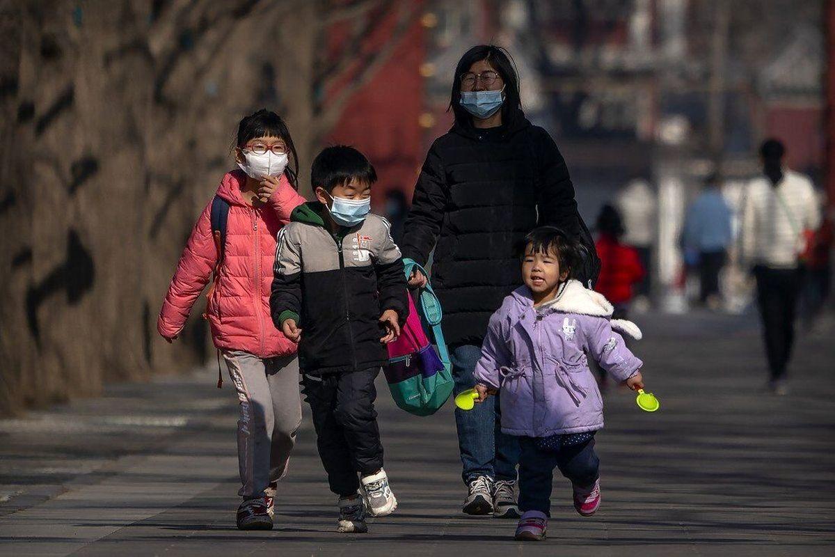 محدودیت داشتن ۲ فرزند در چین به پایان رسید
