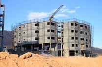 تکمیل و واگذاری  مجتمع مسکونی 104 واحدی ابوموسی