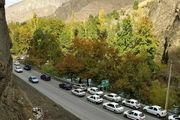 جزئیات محدودیت های ترافیکی جاده های مازندران