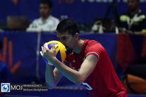 گزارش بازی والیبال ایران و بلغارستان/ ایران 3  بلغارستان 0