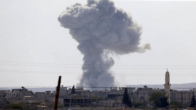 بمباران فرودگاه نظامی سوریه توسط رژیم صهیونیستی