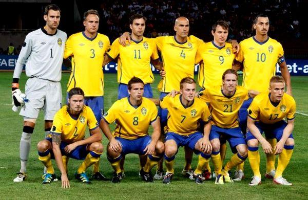 فهرست نهایی تیم ملی فوتبال سوئد برای جام جهانی اعلام شد