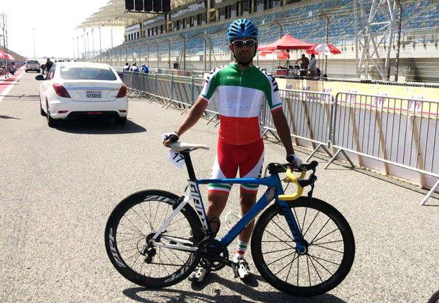 کاهش سهمیه رکابزنان ایران در مسابقات جهانی جاده