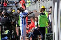 نژاد پرستی در فوتبال ایتالیا/ مونتاری زمین بازی را ترک کرد