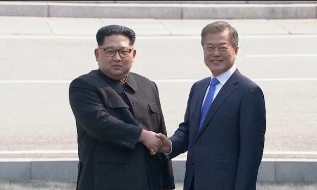 دیدار رهبران دو کره در پایتخت کره شمالی