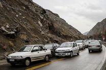 آخرین وضعیت جوی و ترافیکی جادهها در 7 تیر اعلام شد