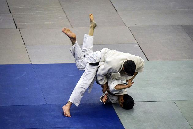 رشنونژاد به مدال نقره جودو قهرمانی آسیا بسنده کرد/ بریمانلو در تلاش برای مدال برنز
