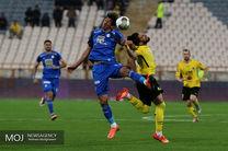 ترکیب اصلی استقلال مقابل سپاهان اصفهان در جام حذفی مشخص شد