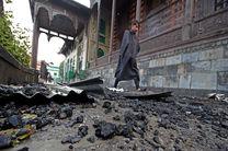 رعد و برق در منطقه کشمیر آزاد جان 22 نفر را گرفت