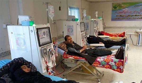 بیش از 210 هزار نفر به بیمارستان موقت سرپل ذهاب مراجعه کرده اند