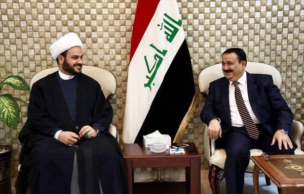 نقش  نُجَباء در آزادی عراق از دست داعش ستودنی است