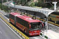 10مصدوم بر اثر برخورد دو دستگاه اتوبوس تندرو