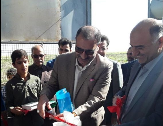 افتتاح شرکت تعاونی کشت و صنعت مهر