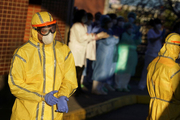 شمار قربانیان ویروس کرونا در اسپانیا از 10000 نفر عبور کرد
