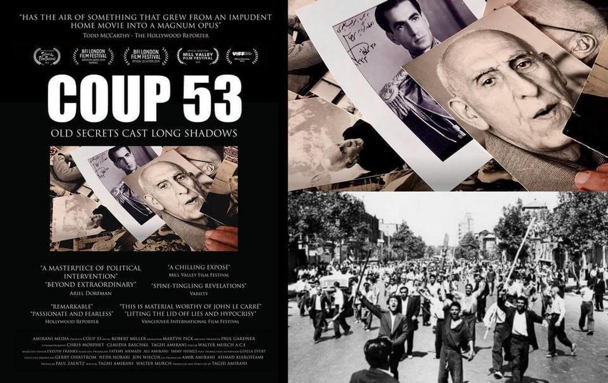موانع بسیاری سر راه ساخت کودتای ۵۳ قرار داشت/فیلم سینمایی که مستند شد!