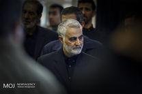 سردار سلیمانی از مردم ایران قدردانی کرد