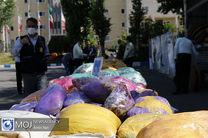 کشف بیش از ۱۶۰ کیلو تریاک و حشیش در پایتخت