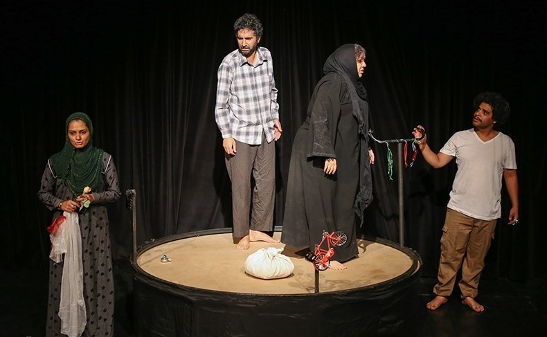 برگزیدگان جشنواره تئاتر هرمزگان معرفی شد