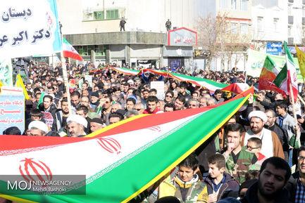 جشن انقلاب اسلامی در بیجار
