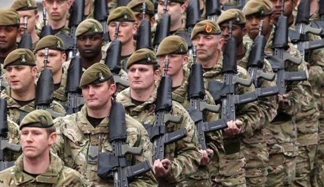 تغییر جنگ افروزی کشورها و دستکاری ژنتیک سربازها