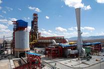 دستیابی به رکوردهای تولید در واحدهای احیای مستقیم فولاد مبارکه