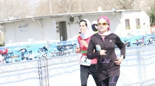 اعزام بانوی دونده اصفهانی به رقابت های جهانی کارگران