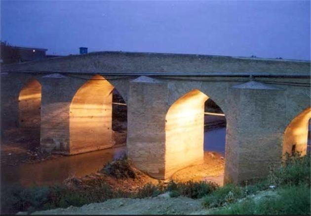 پل تاریخی آققلا با اعتباری بیش از ۴ میلیارد ریال مرمت میشود