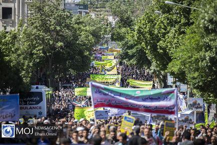 راهپیمایی روز جهانی قدس در کردستان