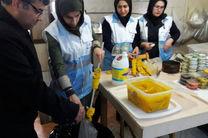 انجام 734 هزار بازرسی بهداشتی از مراکز تهیه مواد غذایی