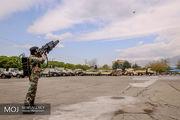 رونمایی از دستاوردهای جدید دفاعی نیروی زمینی ارتش