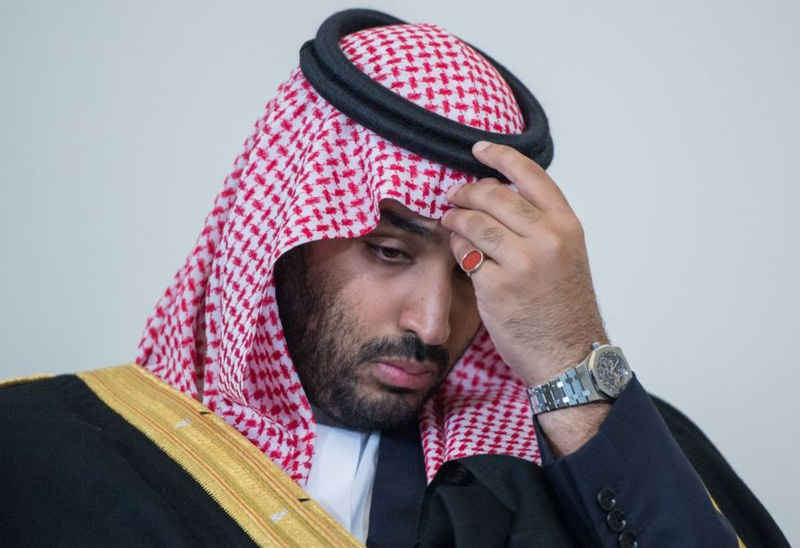 واکنش عادل الجبیر به هک تلفن رییس آمازون توسط بن سلمان