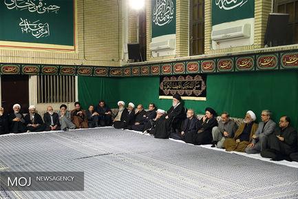 دومین شب مراسم عزاداری حضرت فاطمه زهرا (س)/رهبری
