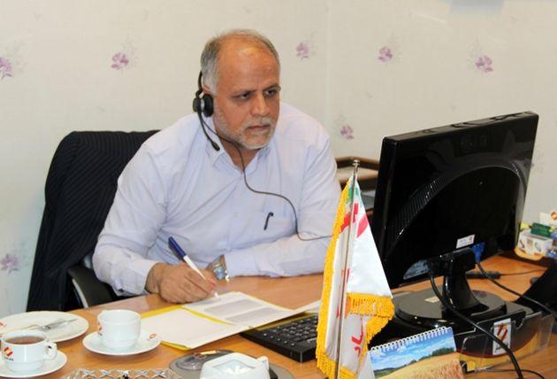 معاون نظارت و بازرسی بانک انصار به پرسشهای مشتریان پاسخ داد
