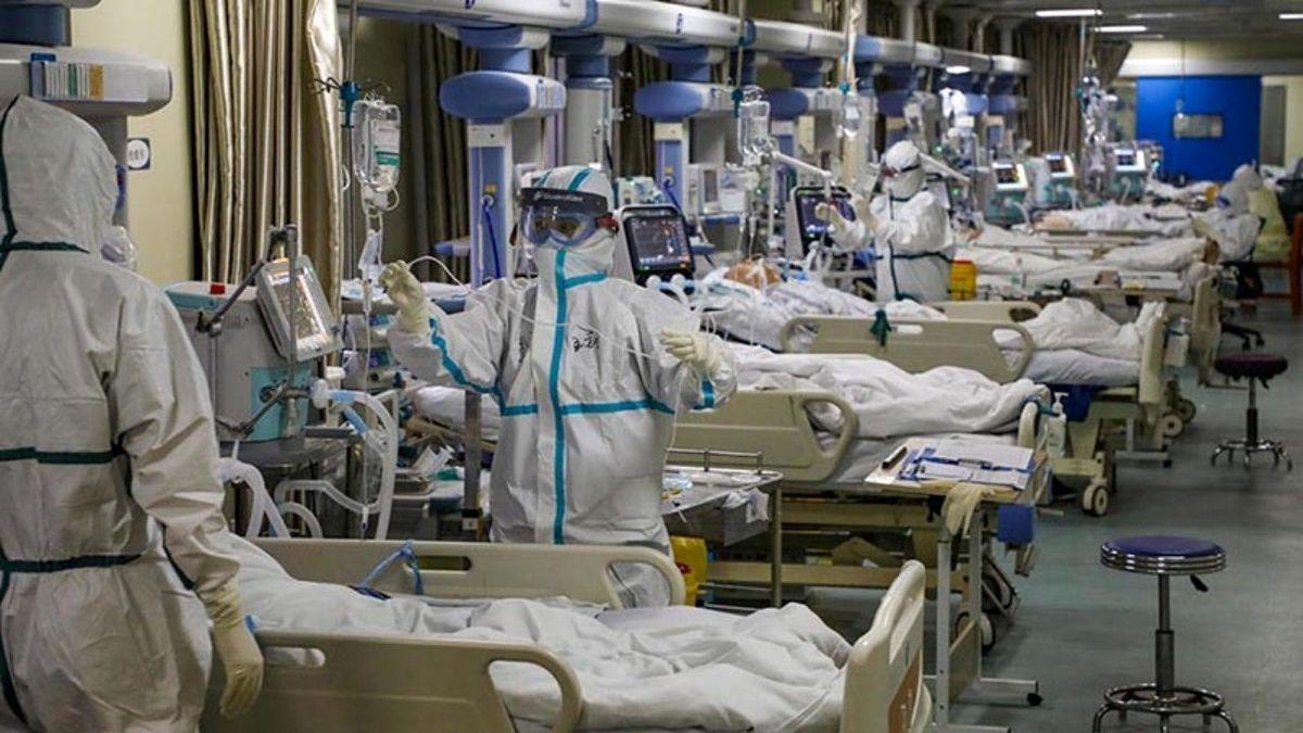 همدان هفته تلخی را پشت سر گذاشت/ تخت های بیمارستانی تکمیل شدند