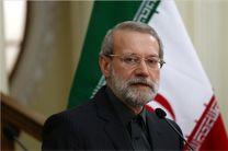 لاریجانی با رئیس مجلس دومای روسیه دیدار کرد