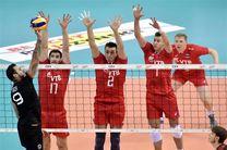 روسیه به مدال طلا رسید